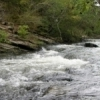 Rushing trout streams like this one attract anglers from all over the region to Beavers Bend State Park in Broken Bow.