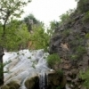 Visitors can explore every nook of Turner Falls Park in Davis where the 77-foot waterfall is the main attraction.