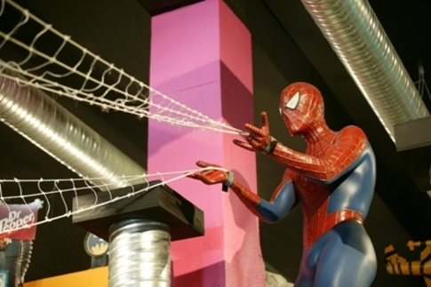 The Toy and Action Figure Museum in Pauls Valley showcases an impressive collection of action figures, from pop culture to more obscure varieties.