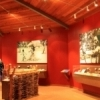 The museum at the Spiro Mounds Archaeological Center brings to life the society that once ruled most of the area that is now the United States through interpretive signage and exhibits.