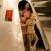 The Tulsa Air and Space Museum is a family-friendly attraction with plenty of hands-on activities, learning opportunities and great family photo ops like this space capsule.