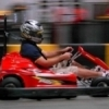 Visit the 85,000 sq. ft. indoor Pole Position Raceway in Oklahoma City where the nation's fastest rental karts reach speeds of 45 mph.  Challenging races, an arcade, pool tables and an on-site cafe make this a great family-friendly attraction.