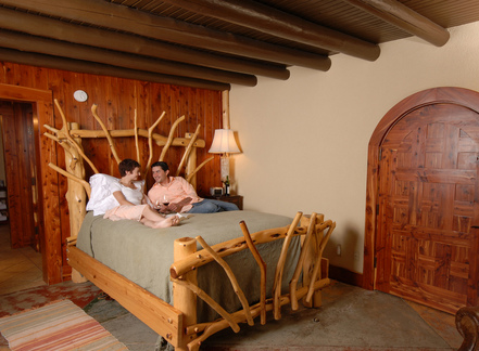Romance is alive and well at Cedar Rock Inn nestled on 55 acres of rolling hills just west of Tulsa.  The inn is located in a century-old home that has been lovingly restored and offers unsurpassed amenities.
