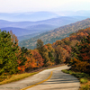 Every twist and turn of the Talimena National Scenic Byway in southeastern Oklahoma offers travelers a new vantage point over miles and miles of forested ridges and valleys.