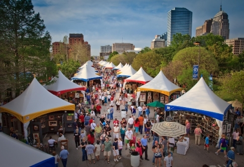 The Oklahoma City Festival of the Arts draws 750,000 visitors annually to celebrate the visual, culinary and performing arts. With an extensive children's area, live music of every genre and tasty treats, it is fun for the whole family.