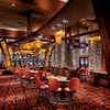 The Blackjack Terrace at the Choctaw Casino Resort in Durant allows guests to enjoy blackjack tables in a stylish yet comfortable environment.