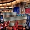 The Diamondback Lounge area of the Choctaw Casino Resort in Durant offers guests a full service bar with nearby slot machines to keep the gaming action going.