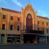 The historic Poncan Theatre stands as a monument to the days of Vaudeville and movie palaces. The architectural elements, including an ornate interior, elaborate ceilings and stained glass, have been lovingly restored.