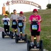 Take a 'glided tour' of some of Oklahoma City's attractions on a Segway personal transporter with Sure Beats Walking.  Participants learn to ride in a few short minutes before the tour begins and then head out to experience the State Capitol, Stockyards City, the Oklahoma River or Bricktown Entertainment District just to name a few.