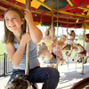The Orr Family Farm in Oklahoma City offers plenty of family fun including a carousel, train ride, farm animal petting, hands-on learning exhibits and more.