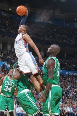 Every home OKC Thunder NBA basketball game is an unforgettable event for those who attend and become part of the excitement.
