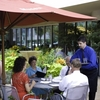 Enjoy dining al fresco at the Museum Cafe and then peruse the fabulous collections at the Oklahoma City Museum of Art in downtown Oklahoma City.