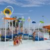 The Crystal Beach Aquatics Center in Woodward offers cool water fun for the whole family during the summer months.