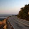 The Wichita Mountains Scenic Byway in southwest Oklahoma allows visitors to drive right to the top of Mount Scott where they can park and take in the panoramic views over the rugged Wichita Mountains.