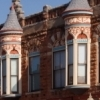 The town of Guthrie features several blocks of wonderful Victorian architecture which has earned it the distinction of becoming the largest downtown historic district in the nation.