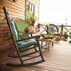 Kick back and relax on the porch of Canyon Inn at Medicine Rock Ranch in Lookeba.  This bed and breakfast offers a luxurious countryside stay offering a chance to truly relax, enjoy nature and savor a hearty country breakfast each morning.