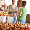 Porter is known for an amazing peach crop and the annual Porter Peach Festival.  Livesay Orchards in Porter is a great place to buy some freshly picked peaches.