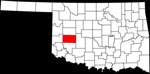 Washita County.