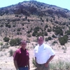 Oklahoma Lt. Governor Todd Lamb and State Senator Bryce Marlatt visit Black Mesa State Park & Nature Preserve near Kenton in the far northwestern tip of the Oklahoma panhandle. Black Mesa is Oklahoma's highest point at 4,973 feet above sea level and is located at the point where Oklahoma, New Mexico and Colorado share borders.