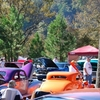 Classic cars are the main attraction during the Fall Foliage Cruise, held in conjunction with the Robbers Cave Fall Festival each year in Wilburton.