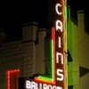 "Cain's Ballroom, a famous and historic music venure located in the heart of downtown Tulsa, is reportedly haunted by the ghost of Bob Wills and a mysterious ""lady in red"" that makes her presence known to patrons."