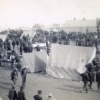 Guthrie, a city of tents, 10 days after the April 22, 1889 opening. Photo courtesy of the Oklahoma Historical Society.
