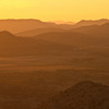 Viewing a sunset from atop Mount Scott in the Wichita Mountains Wildlife Refuge near Lawton is a magical experience.