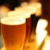 Enjoy a tasting flight of beers at the Library Bar & Grill near the University of Oklahoma campus in Norman.