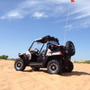 The 1,600+ acres of sand dunes at Little Sahara State Park in northwest Oklahoma attract ATV enthusiasts from across the country.