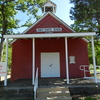 The Little Red Schoolhouse is a historic building in Ada.