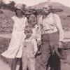 The Dillon family was photographed while visiting the Wichita Mountains in southwest Oklahoma circa 1930.  Medicine Park, located in the Wichita Mountains, was a thriving resort town in the 1920s and 1930s.