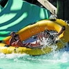 Splash down in a family-sized raft, ride the waves in the wave pool or drift along the lazy river as you beat the summer heat at White Water Bay water park in Oklahoma City.