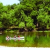 Enjoy a scenic float trip by canoe, kayak, raft or innertube on the Illinois River in northeast Oklahoma.  Several outfitters provide watercraft, transportation services and camping facilities for floaters.