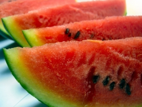Enjoy cool, crisp slices of watermelon at the Watermelon Festival & Community Fair in Ringwood to celebrate Labor Day.