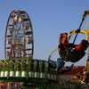 The Pontotoc County Free Fair in Ada has a variety of rides for adults and children.