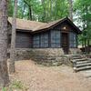 Guests can choose from 47 cabins at Beavers Bend & Hochatown State Park in Broken Bow.