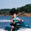 Kaw Lake offers endless possibilities for water recreation.