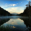 A gorgeous early morning view at Beavers Bend State Park in Broken Bow.