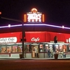 Tally's Cafe, located on historic Route 66 in Tulsa has been serving up delicious homestyle cuisine and glowing neon nostalgia for over 25 years.  The renowned chicken fried steak at Tally's draws visitors again and again.