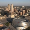 The BOK Center in downtown Tulsa is an architectural masterpiece and hosts numerous concerts, sporting events and more.