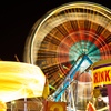 Step up and experience thrill rides galore at the Oklahoma State Fair in Oklahoma City, the Tulsa State Fair, or one of the many outstanding county fairs across Oklahoma each fall.