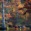 A fall fishing trip is the perfect outdoor escape at Beavers Bend State Park.
