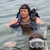 Lake Murray State Park near Ardmore welcomes scuba divers.