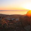 The rugged beauty of the area surrounding Quartz Mountain Resort in southwest Oklahoma makes it a perfect area for hiking and enjoying incredible sunrises and sunsets.