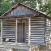 This log cabin represents Ada's early pioneer life and is located within the city's crown jewel, Wintersmith Park.
