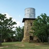 Pitch a tent in the Rock Tower Campground at Lake Murray State Park and see the site's original stone tower.