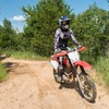 Lake Murray State Park is a popular place for ATV and dirt bike riding.