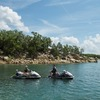 Lake Murray State Park has plenty of ways to have fun on the water. Fishing, boating and jet skiing on Lake Murray's blue waters are only a few possibilities.