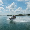 Explore thousands of surface acres of Lake Murray on the back of a jet ski. Lake Murray State Park welcomes boaters, water skiers and swimmers.