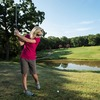 Enjoy teeing off at the 18-hole Lake Murray State Park Golf Course in Ardmore.